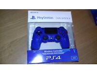 BLUE Offical PS4 Controller