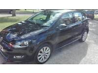 REG 04/2010. Volkswagen Polo SEL 90 1.6 TDI 5 Doors Hatchback. Low mileage.Private sale!