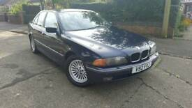1999 BMW 530d Manual 5 Diesel Saloon Blue