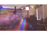 Full Karaoke Disco Setup