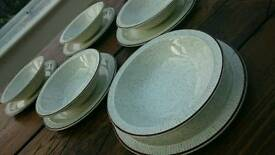 """Poole Pottery """"Parkstone"""" Tableware"""
