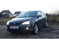 Ford focus 1.8 style 57 plate only 68.000 miles