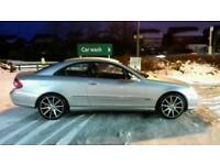 Looking for part exange or cash seling real nice clean 2004.2005 3.2 v6 marcides CLK 320 otto