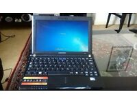 "SAMSUNG NC10 NETBOOK 10.1"" SCREEN SIZE GOOD CONDITION."