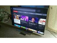 "SAMSUNG 55"" Ultra-Slim LED FULL HD 3D SMART TV with Built in WiFi, Freeview HD, New Condition."