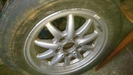 BMW Wheel 205 60 r15 91V