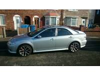Mazda 6 sports. very good condition, full service for swap,