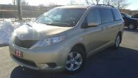 2011 Toyota Sienna LE  7 Passenger 4-cyl