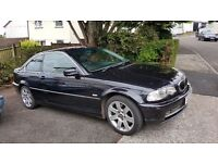 BMW 330CI E46 Grey Leather. Parrot hands free kit fitted Full service history.