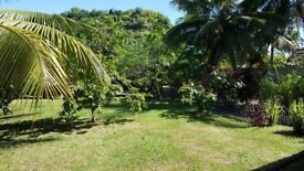2 beautiful renovated villas for sale, on a plot of 1500m2 (Nosy-be / Madagascar) residential