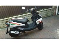 Longija pheonix 2014 50cc