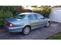 Jaguar X type V6 SE 2.5