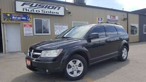 2010 Dodge Journey SXT-V6-REMOTE START-PWR SEAT-ALLOY WHEELS