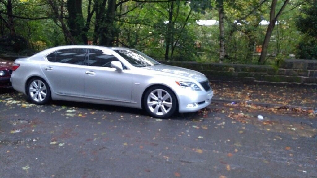 Lexus LS 600hL 2008 Perfect Condition