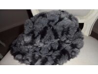 Kangol Faux Fur Hat