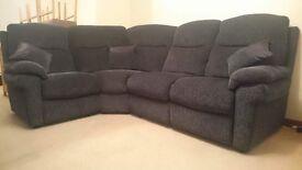 La-Z-Boy Jackson 1 RHF Corner 2 Static Sofa & 2 Seater Static