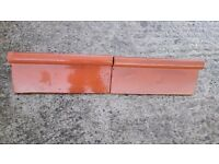 Roll Top Ridge Tiles