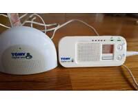 Tomy baby monitor SR325