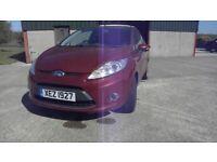 Ford, FIESTA, Hatchback, 2009, Manual, 1560 (cc), 3 doors
