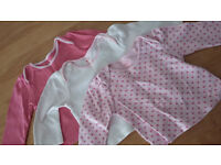 Baby girl bundle 3-6 months 20 items