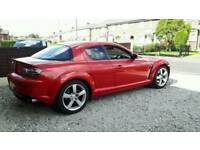 Mazda RX8 2003 231psi SPARES OR REPAIR NON RUNNER