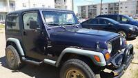 1998 TJ jeep
