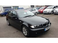 BMW 3 Series 2.0 318i SE 4dr£1,495 p/x welcome 2key -full-history