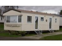Caravan Home,Rockley Park Poole,£17000 including 1year site fees