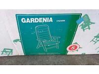 Brand New in Box Garden Chair.