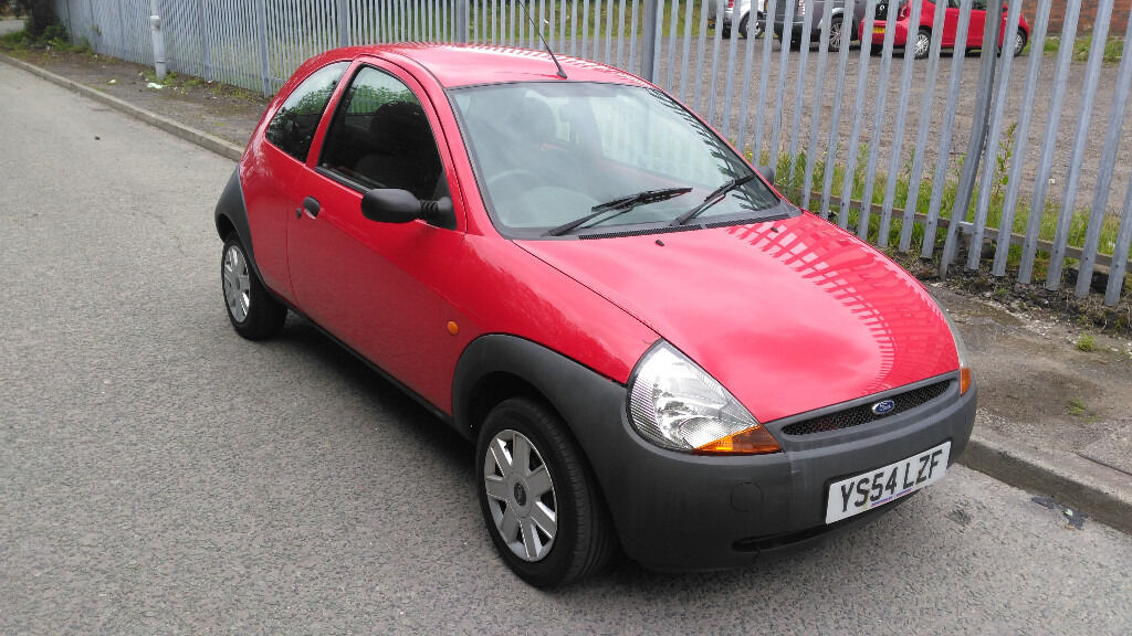 Ford Ka   Mot Expired The Price Is