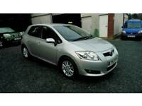 07 Toyota Auris 1.6 5 DOOR TSpirit Service History Moted Nice car ( can be viewed inside Anytime
