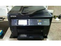 Epson Workforce WF-7620 A3 printer scanner fax