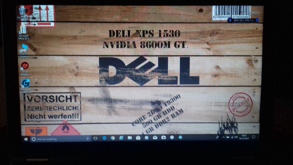 Dell Latitude E6220 laptop, Very Fast 2nd Gen i5, 4GB of Ram, 320GB HD