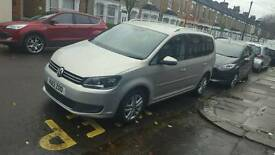 Vw touran 2012 2L tdi 12mot