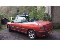 2 peugeot 306 cars spares or repair