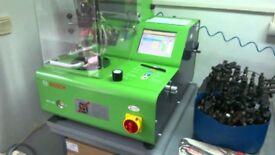 Vauxhall Diesel Injectors Testing