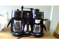 Morphy Richards Mr Cappuccino Coffee Maker