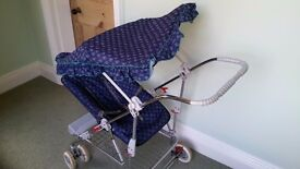 Pram Silvercross Wayfarer 1994 model