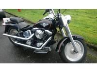 Harley Davidson Fatboy 1993