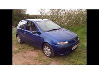 Fiat Punto 1.2 Active (2002)