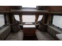Swift Challenger 480. Touring Caravan - Used (2011). 2 Berth End Washroom