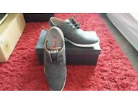 Mens boss casual shoes uk7 brand new in the box