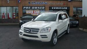 2012 Mercedes-Benz GL-Class GL350 BlueTEC 4MATIC/PANO SUNROOF/LE