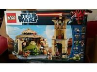 Lego Star Wars Jabba's Palace + Pit
