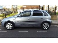 2006 Vauxhall Corsa SXi+ Silver 5 Door Hatchback | Tinted Rear Windows | Electric Front Windows