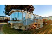 Cheap static caravan for sale at Ocean Heights nr New Quay West Wales