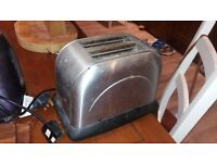 Free toaster (perfect working order)
