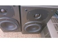 Yamaha Amp and 5 Tannoy Speakers