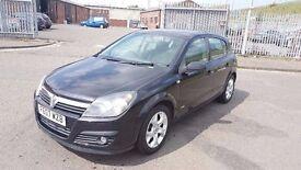 2007 Vauxhall Astra SXI Twin Port 1.4 Petrol 5 Door 9 Month MOT Full Service History..