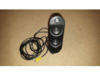 Logitech x-530, Rear Left Speaker, Replacement, Fully working